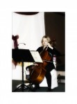 Kirsten Vogelsang Cellist/leader