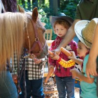 Wish Upon a Pony - Pony Party / Children's Party Entertainment in Portland, Oregon