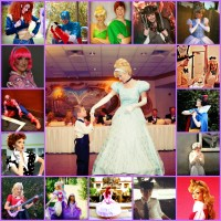 Wishing Well Entertainment And Parties - Princess Party in Garden Grove, California