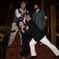 Without A Cue Productions, LLC - Murder Mystery Event in Akron, Ohio