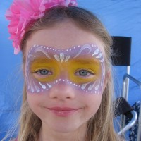 Wonderbrush Face Painting - Inflatable Movie Screen Rentals in Great Falls, Montana