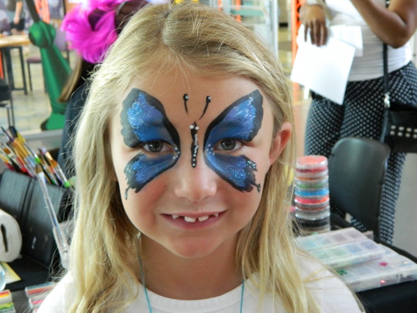 Face Painting Wesley Chapel Fl