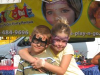 Xtreme Play N Go - Face Painter in Oregon, Ohio