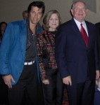 Elvis With Ga Gov. Sonny & Mary Perdue- Ga Gov.