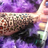 Ybody Glitter Tattoos - Unique & Specialty in Hopewell, Virginia