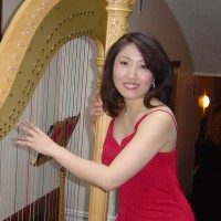 Yimin Cai - Harpist in Queens, New York