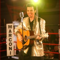 Young Elvis Tribute by Irby Gascon - Elvis Impersonator in Bakersfield, California