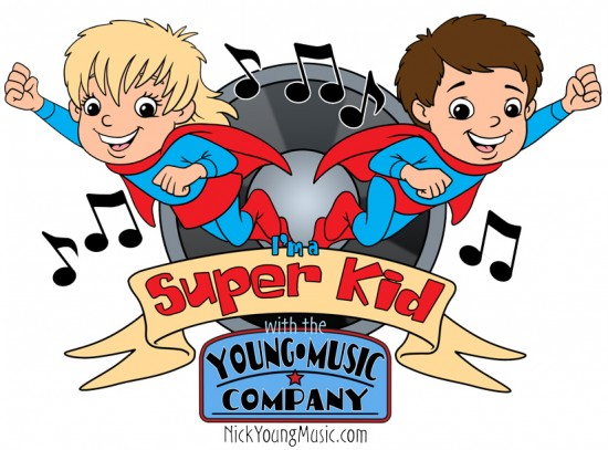 Young Music Company logo