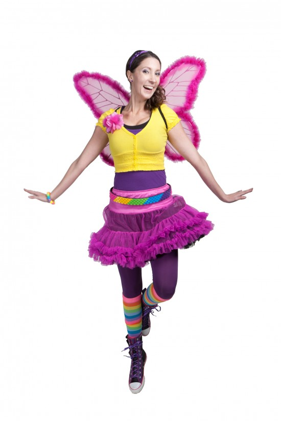 Jen the Fairy Dancer