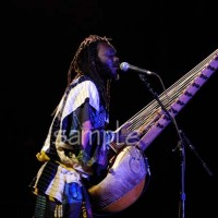 Youssoupha Sidibe Kora Player - World Music in Rome, New York