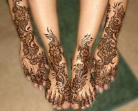 Zainabs Heena Desighns - Temporary Tattoo Artist in Irving, Texas