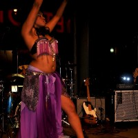 Zaniah Amirah - Belly Dancer in Detroit, Michigan