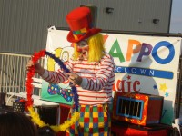 Zappo The Clown - Magic in Charleston, West Virginia