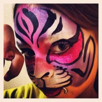 ZeeBree Face Painting - Clown in Boston, Massachusetts