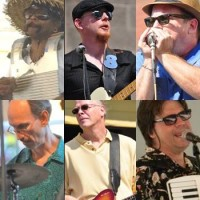 Monsieur Guillaume and His Zydeco Hepcats - Blues Band in Port Huron, Michigan