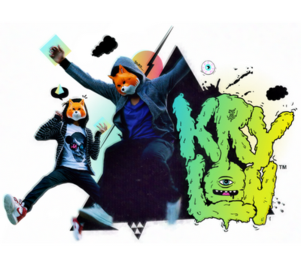 Krylon_the_two_foxmen_of_2015