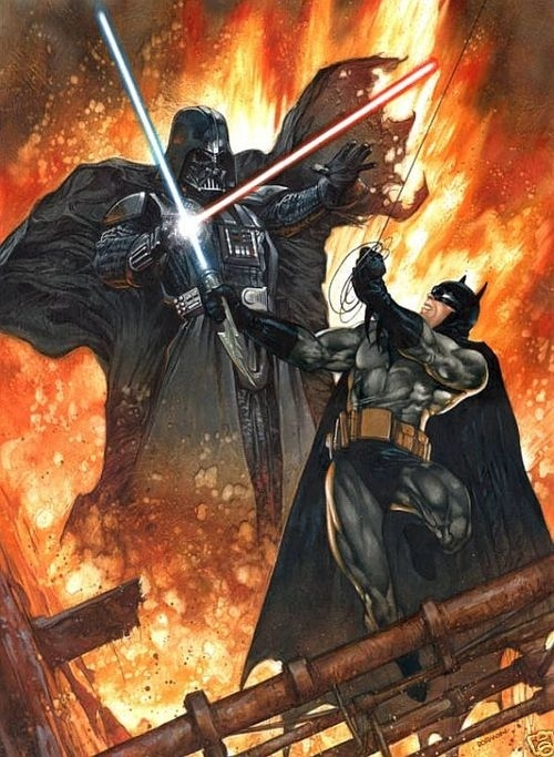 Giles Bowkett: Batman, Satan, And Darth Vader