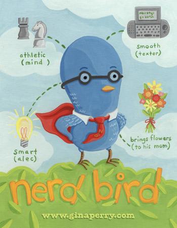 NerdBird_Frontflat