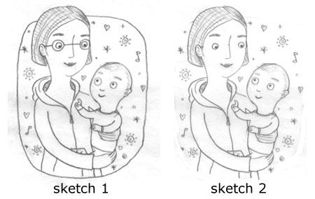 Self-port2010_sketches