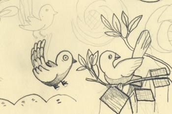 Birdsandrooftops