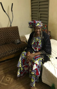 Kadidia Koulibaly, NMO Patient
