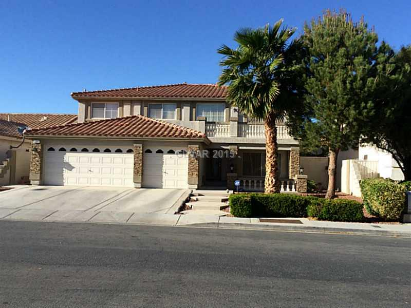534 Campus Oaks Court Las Vegas NV 89183