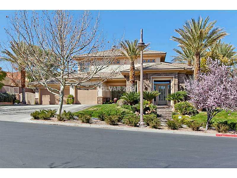 2209 Paiute Meadows Drive Las Vegas NV 89134