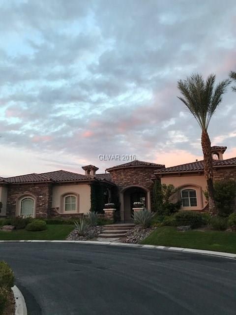 8 Castle Oaks Court Las Vegas NV 89141