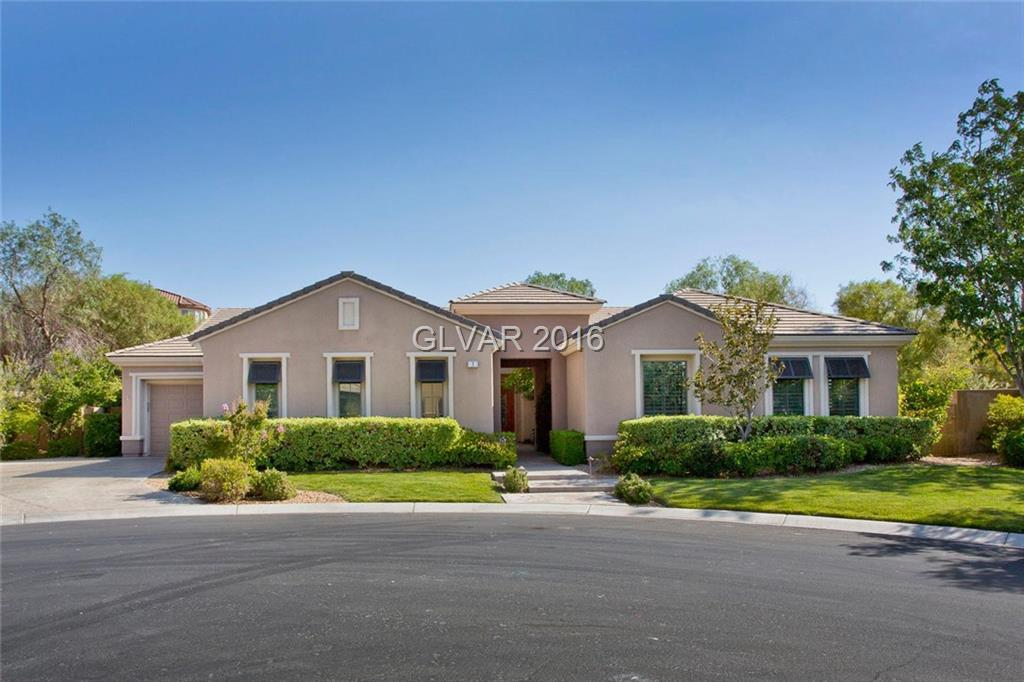 3 Caves Valley Court Henderson NV 89052