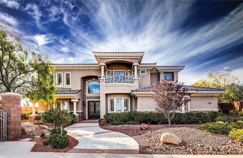 861 Majestic Ridge Court Las Vegas NV 89052