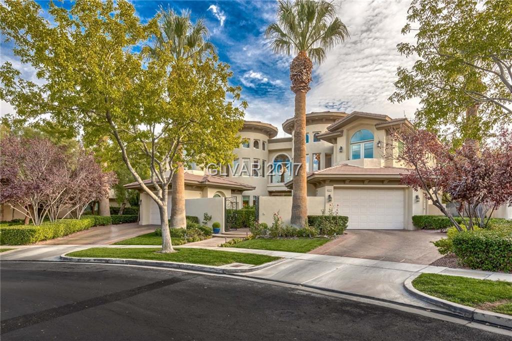 9525 Tournament Canyon Drive Las Vegas NV 89144