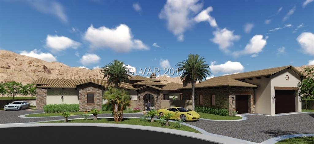 4 Cottonwood Canyon Court Las Vegas NV 89141