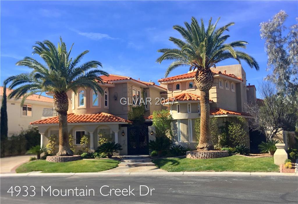 4933 Mountain Creek Drive Las Vegas NV 89148