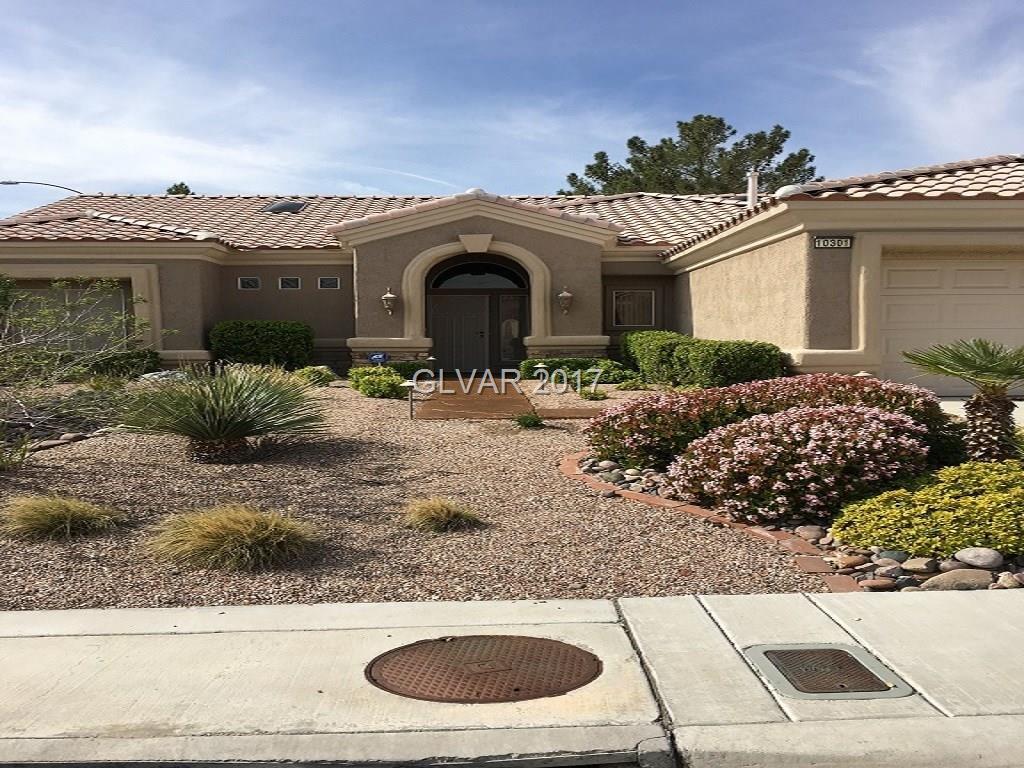 10301 Linfield Place Las Vegas NV 89134