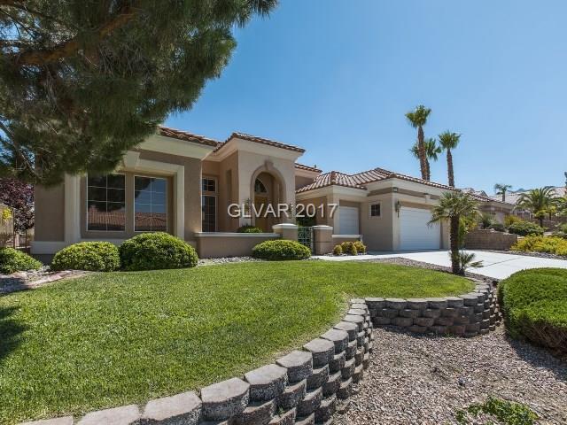 10329 Villa Ridge Drive Las Vegas NV 89134