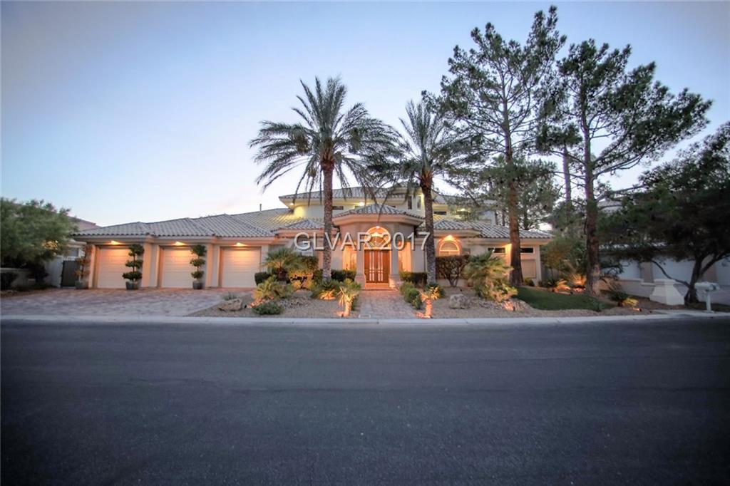 4943 Spanish Heights Drive Las Vegas NV 89148