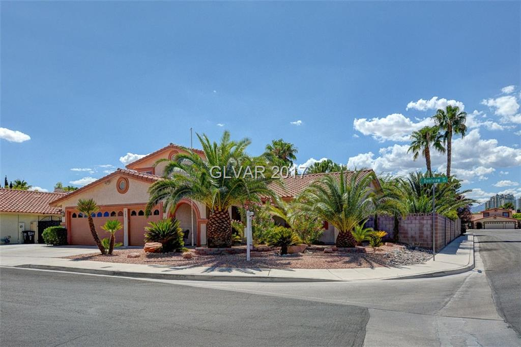 505 Overview Drive Las Vegas NV 89145