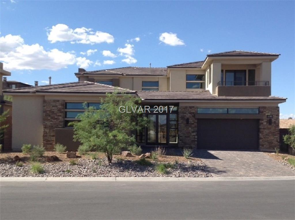 4161 Bronze Ridge Street Las Vegas NV 89135