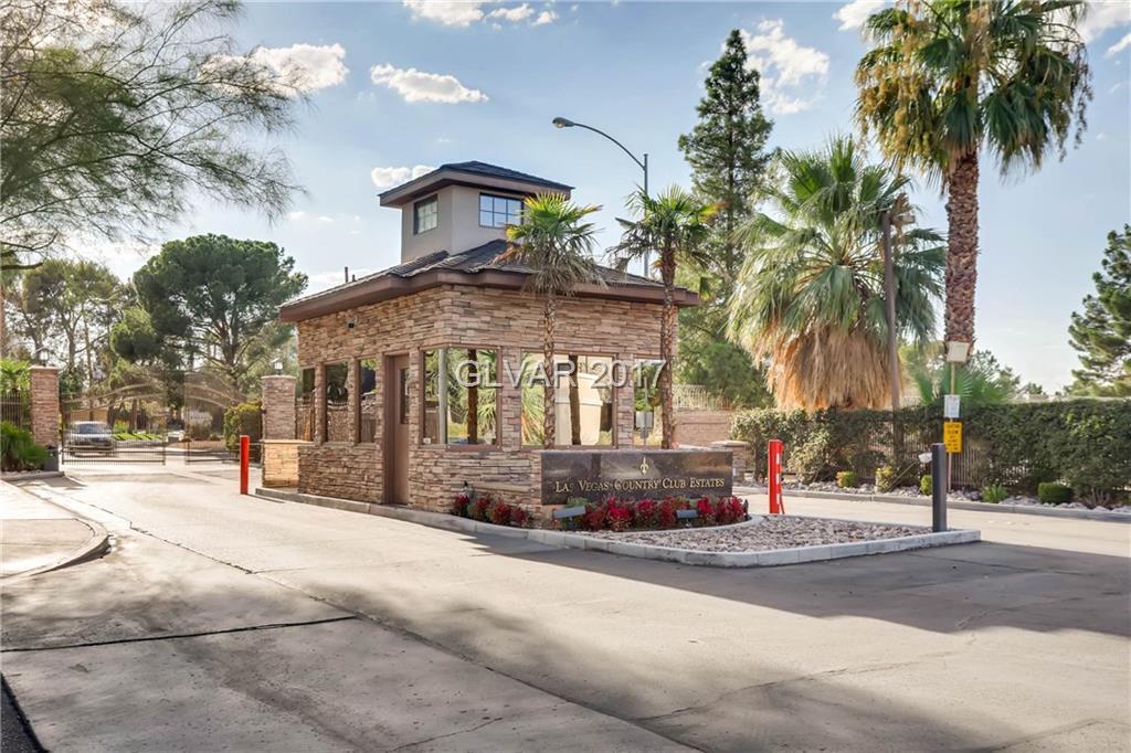 Las Vegas Country Club - 697 Oakmont Avenue 3304