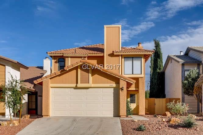 361 Tobler Drive Las Vegas NV 89145