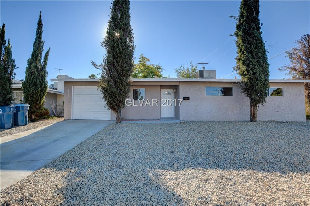 2963 Edmond Street Las Vegas NV 89146