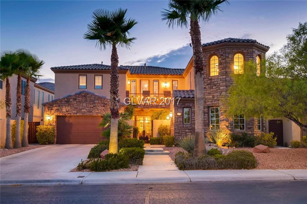 2867 Turtle Head Peak Drive Las Vegas NV 89135