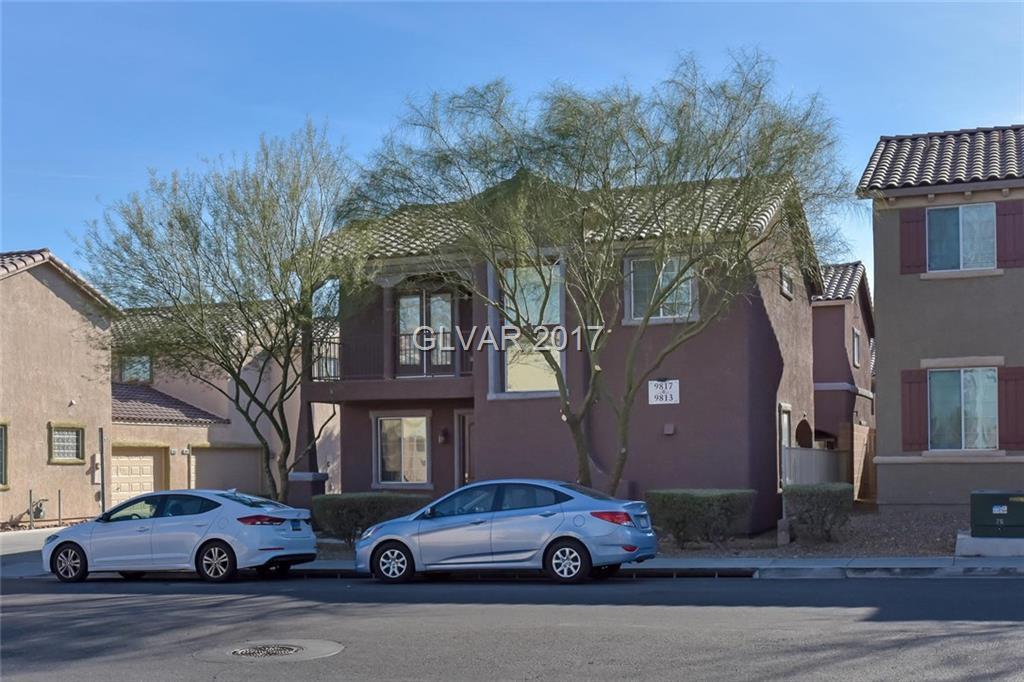 9817 Spinnaker Creek Avenue Las Vegas NV 89148