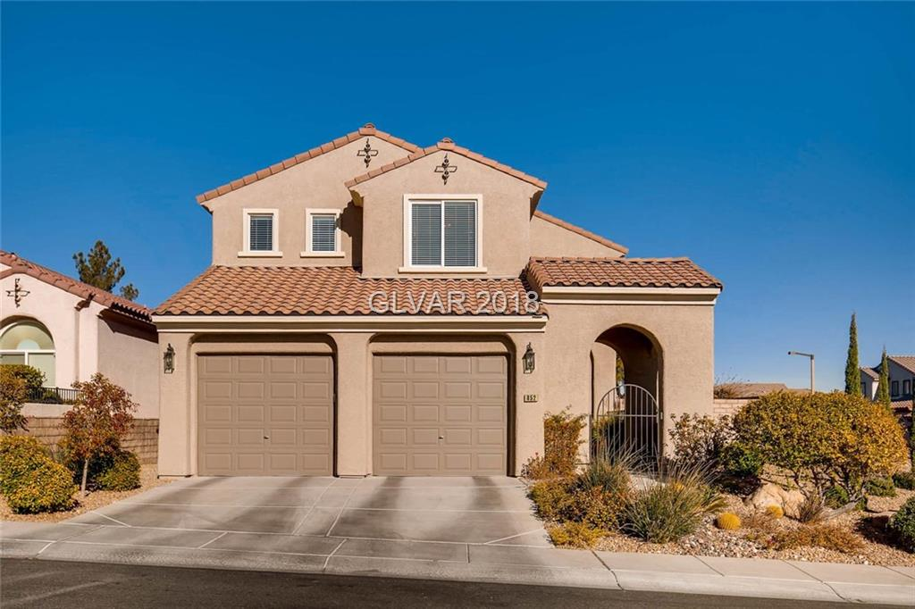 Summerlin West - 852 Paseo Rocoso Place