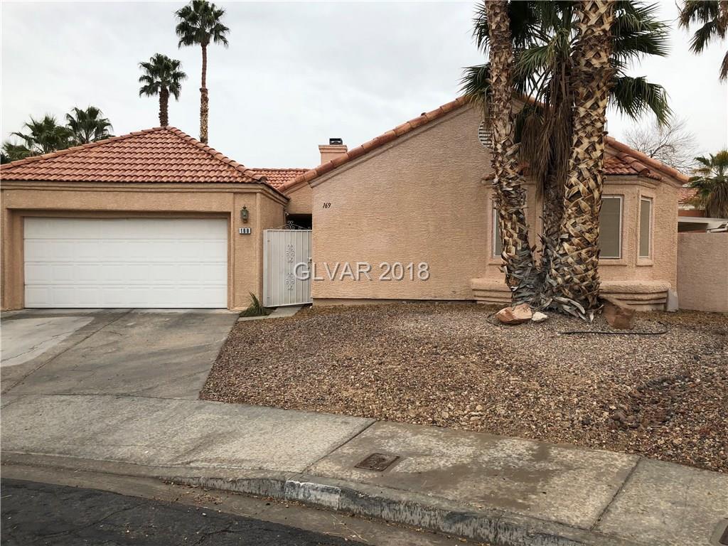 169 Fallon Court Las Vegas NV 89074