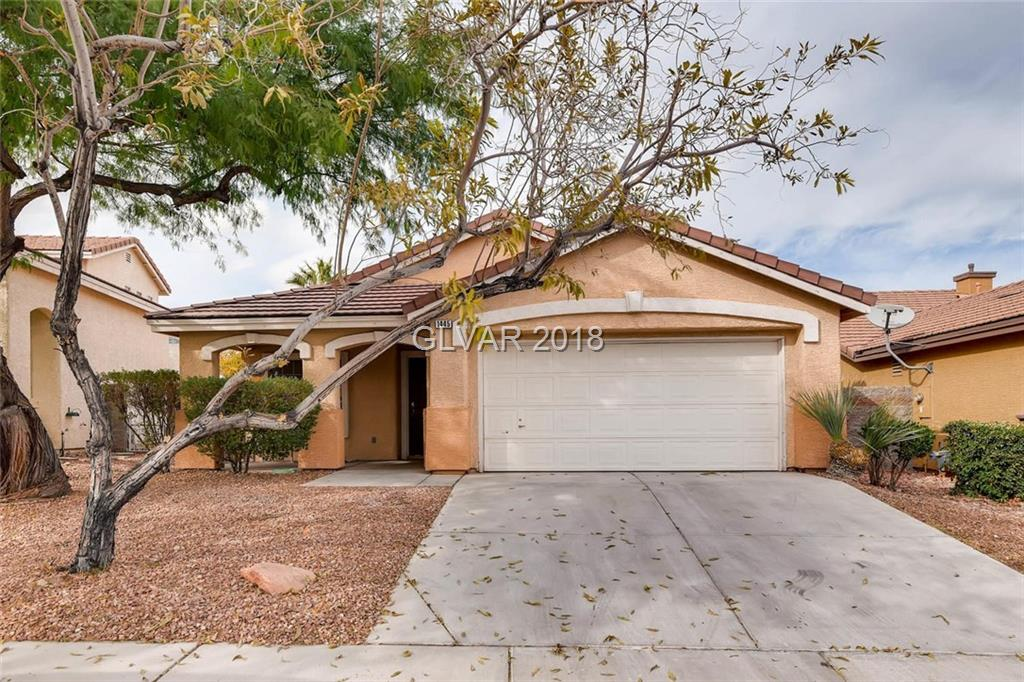 Summerlin - 1445 Iron Springs Drive