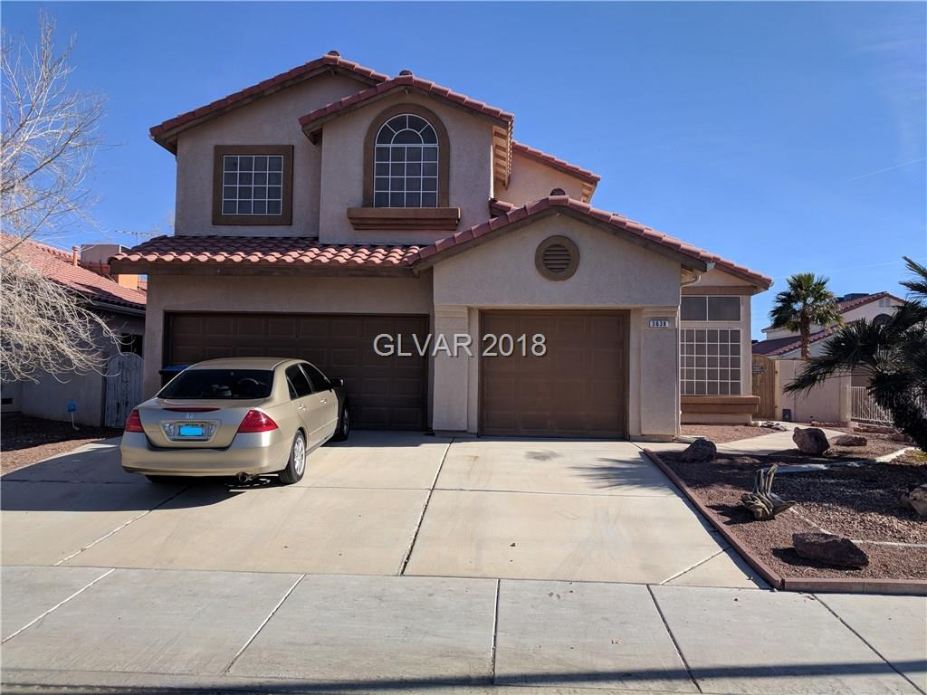 3638 Coleman Street North Las Vegas NV 89032