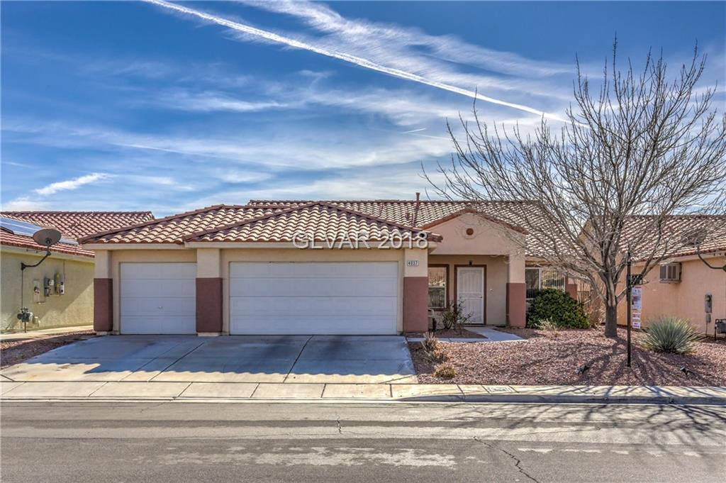 4037 Galisteo Court North Las Vegas NV 89032