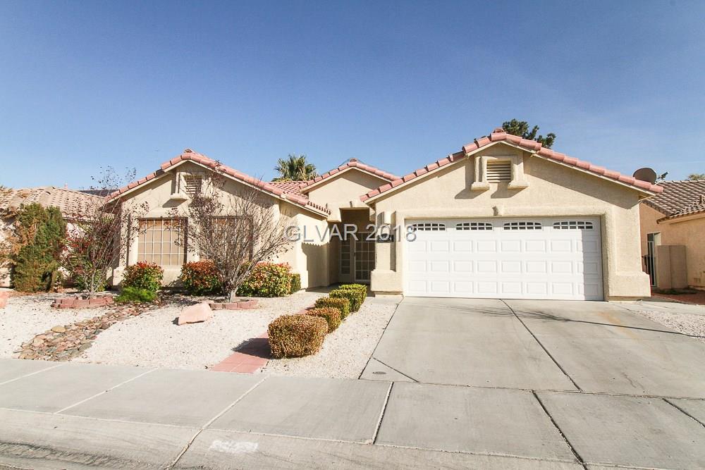 3524 Strawberry Roan Road North Las Vegas NV 89032