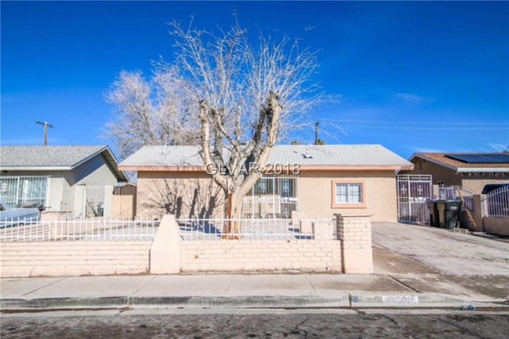 3200 Dillon Avenue North Las Vegas NV 89030